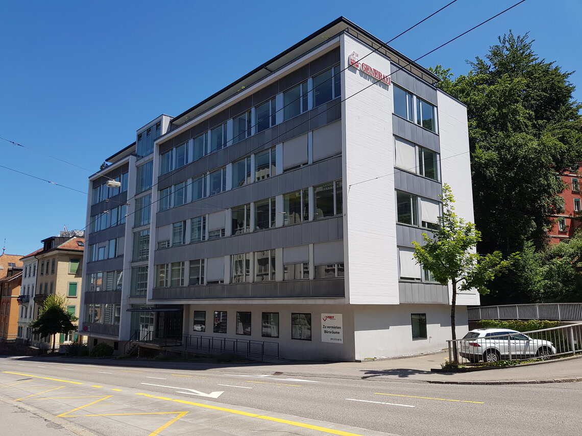 Mayer Architektur AG, Standort St. Gallen